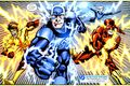 Flash Blue Lantern Corps 003