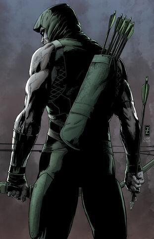 File:Green Arrow Vol 5 41 Textless.jpg