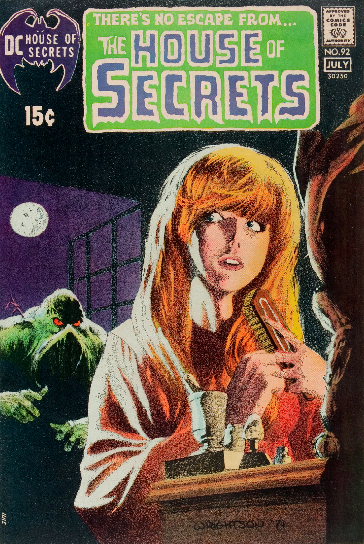 House of Secrets Vol 1 92 | DC Database | Fandom
