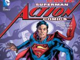 Action Comics: At the End of Days (Collected)