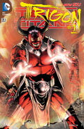 Teen Titans Vol 4 23.1 Trigon