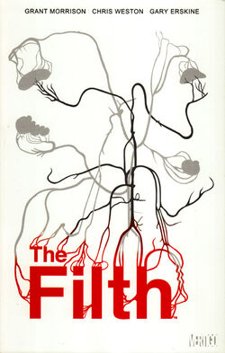 Cover for the The Filth Trade Paperback