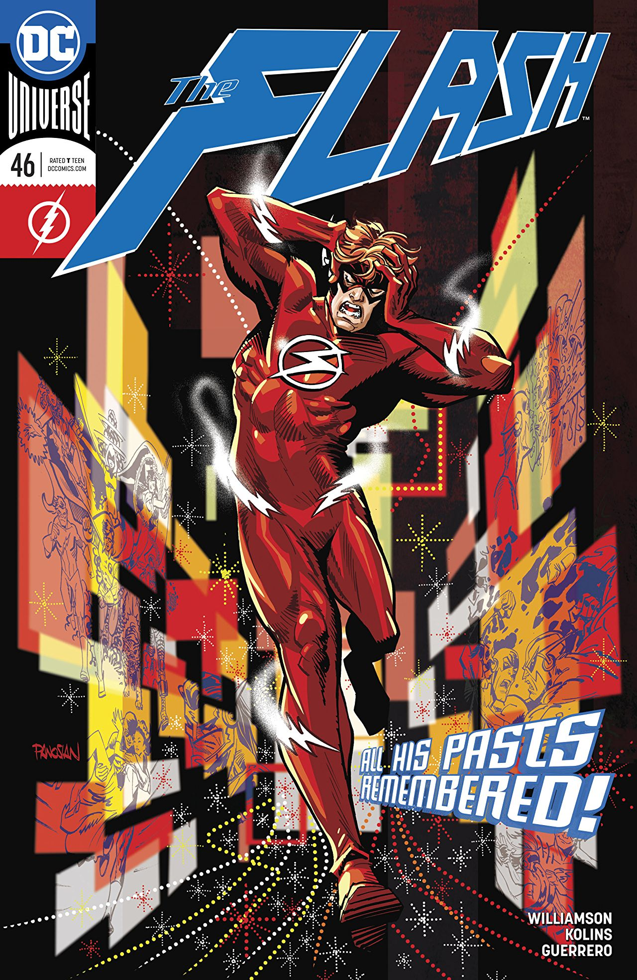 9ebfb32f860 The Flash Vol 5 46 | DC Database | FANDOM powered by Wikia