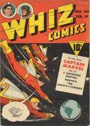 Whiz Comics 40