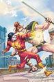 Captain Marvel (Fred Freeman) 001