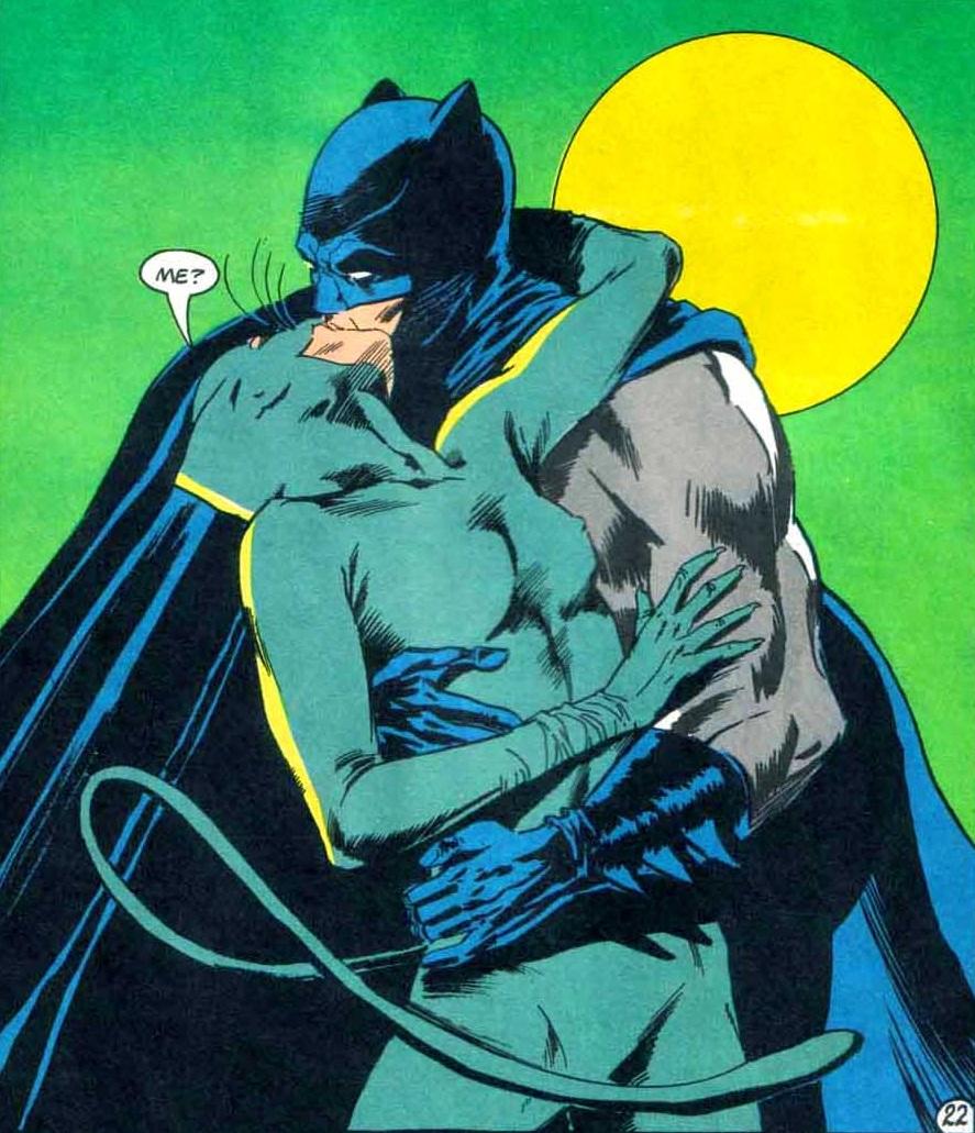Batman och Wonder kvinna dating