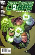 Green Lantern Corps Recharge Vol 1 1