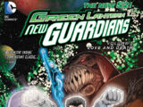 Green Lantern: New Guardians: Love and Death (Collected)