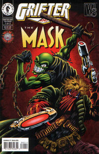 Grifter and the Mask Vol 1 1