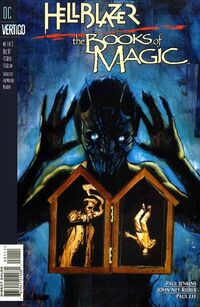 Hellblazer The Books of Magic Vol 1 1