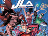 Justice League of America Vol 4 2