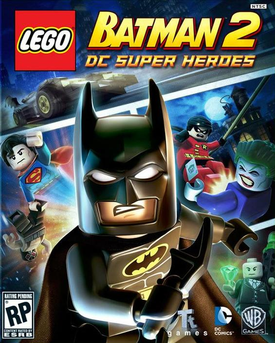 Lego Batman 2: DC Super Heroes | DC Database | FANDOM powered by Wikia