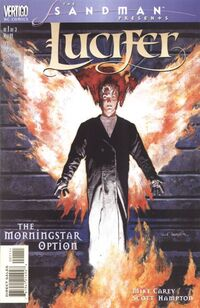 Lucifer The Morningstar Option Vol 1 1