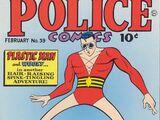 Police Comics Vol 1 39