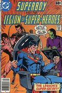 Superboy and the Legion of Super-Heroes 235