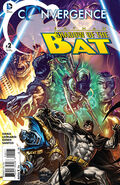 Convergence Batman Shadow of the Bat Vol 1 2