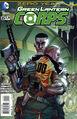 Green Lantern Corps Vol 3 25