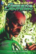 Green Lantern Sinestro TPB