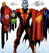 Johnny Quick Antimatter Universe 0001