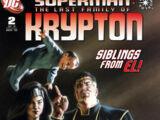 Superman: The Last Family of Krypton Vol 1 2