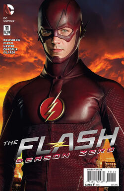 The Flash Season Zero Vol 1 11