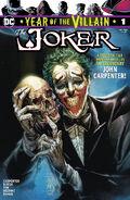 The Joker Year of the Villain Vol 1 1