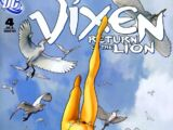 Vixen: Return of the Lion Vol 1 4