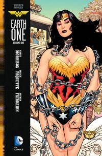 Wonder Woman Earth One Vol 1 1