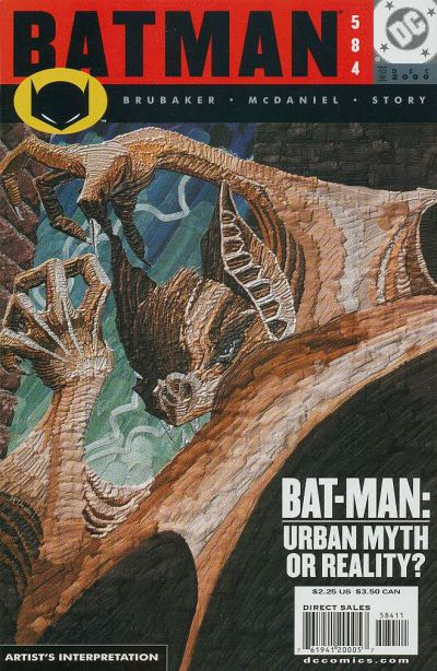 Batman Vol 1 584 | DC Database...