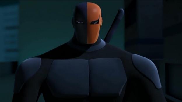 Slade Wilson Beware The Batman Dc Database Fandom