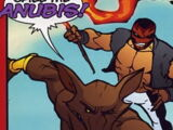 Anubis of the Dogpound (New Earth)