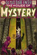 House of Mystery v.1 174