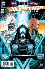 Justice League Vol 2 43