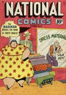 National Comics Vol 1 75