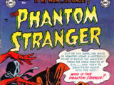 The Phantom Stranger Vol 1 1