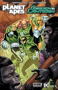 Planet of the Apes Green Lantern Vol 1 2