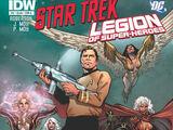 Star Trek/Legion of Super-Heroes Vol 1 5