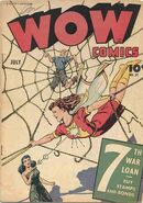 Wow Comics Vol 1 37