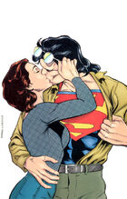 Lois and Clark Reunited