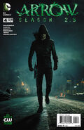 Arrow Season 2.5 Vol 1 4
