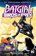 Batgirl and the Birds of Prey - Source Code