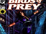 Birds of Prey Vol 1 21