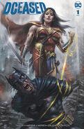 DCeased Vol 1 1 Scorpion Comics Lucio Parrillo Trade Dress Variant