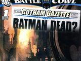 Gotham Gazette: Batman Dead? Vol 1 1
