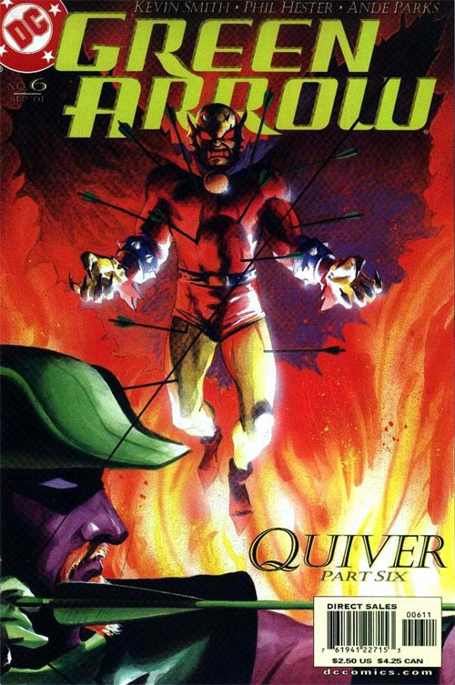 Green Arrow Vol 3 6 Dc Database Fandom Powered By Wikia
