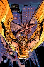 Hawkman Vol 4 38 Textless