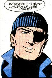 Jackal Action Comics