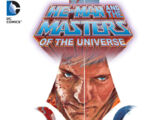 He-Man and the Masters of the Universe: Origins of Eternia (Collected)