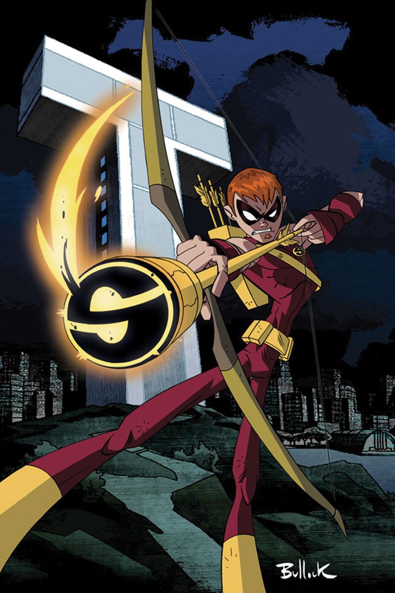 Roy Harper Teen Titans Tv Series  Dc Database  Fandom Powered By Wikia-5570