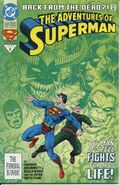 Adventures of Superman Vol 1 500